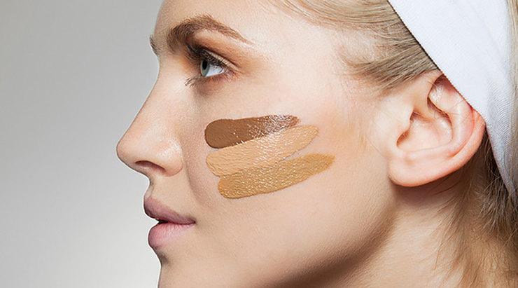 Правда ли что от тонального крема кожа стареет?