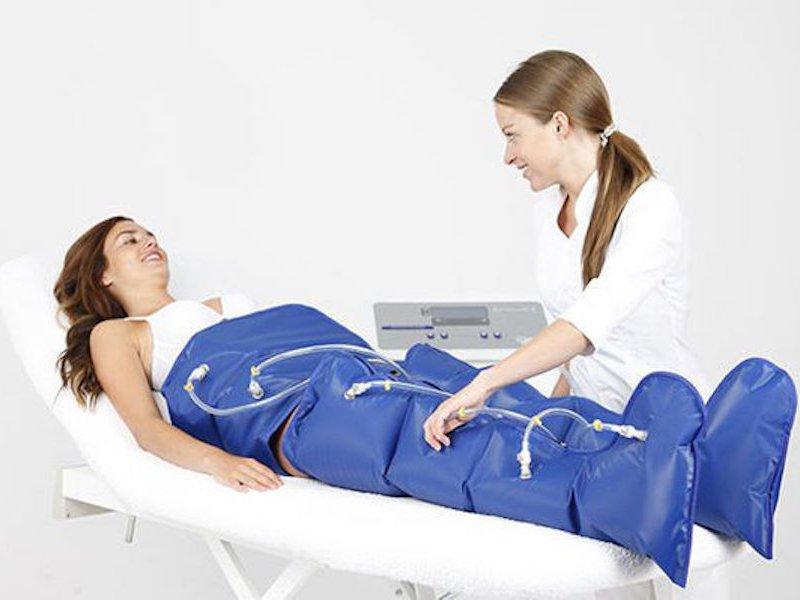 Что такое прессотерапия и как ее проводить?