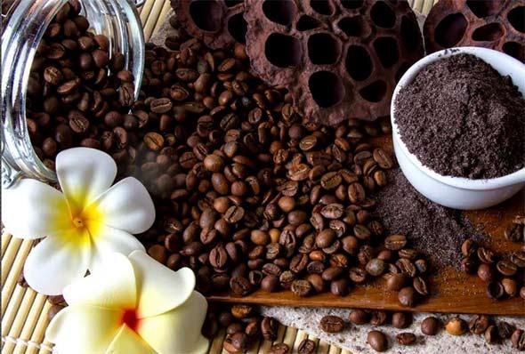 Уход за кожей с помощью кофе