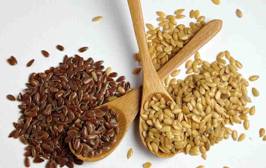 Омоложение и оздоровление с помощью семян льна!