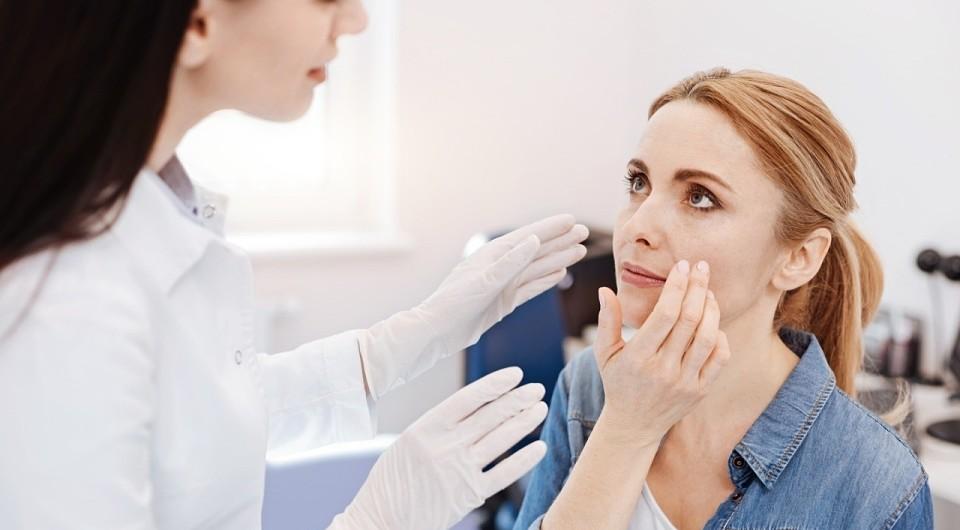 Воспаление лицевого нерва. Только спокойствие