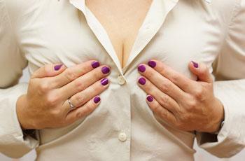 Что такое возрастная инволюция груди?