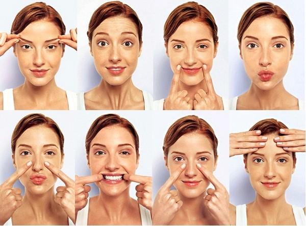 Физкультура для лица. Что такое фейсбилдинг?