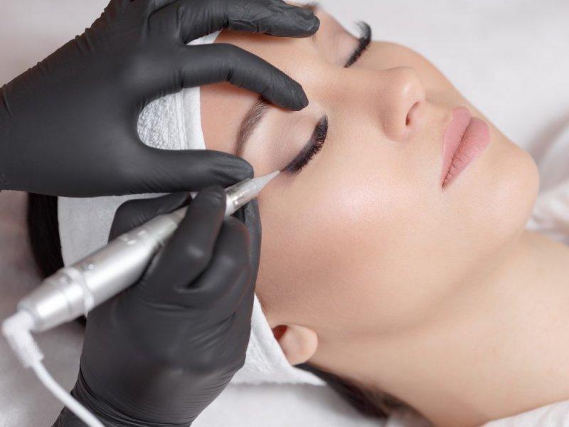 Перманентный макияж вреден для здоровья