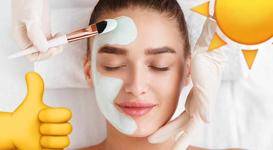 Ухаживаем за кожей летом: процедуры, одобренные косметологами