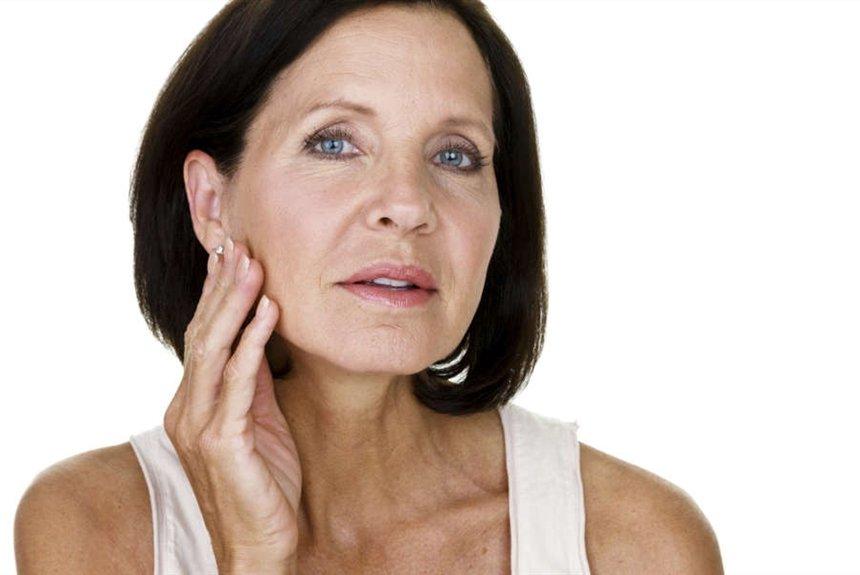 Эффективные методы и средства разглаживания морщин на лице – заставим кожу сиять в 55!