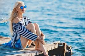 Ныряй: Как ухаживать за кожей в отпуске