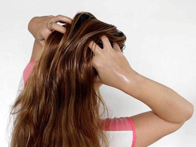 5 лучших масел для красоты волос