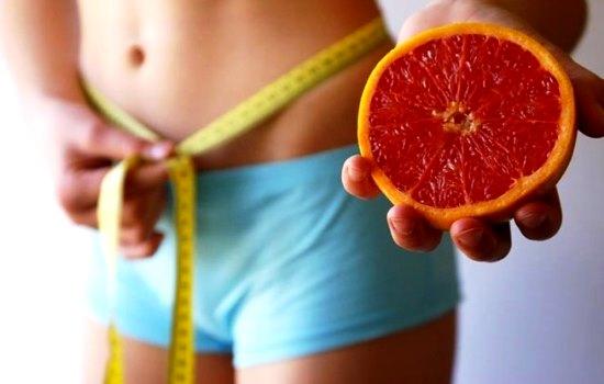 Как похудеть на грейпфрутах