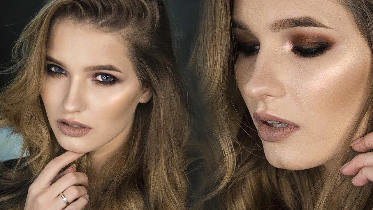 Pro makeup: приемы макияжа при нависшем веке