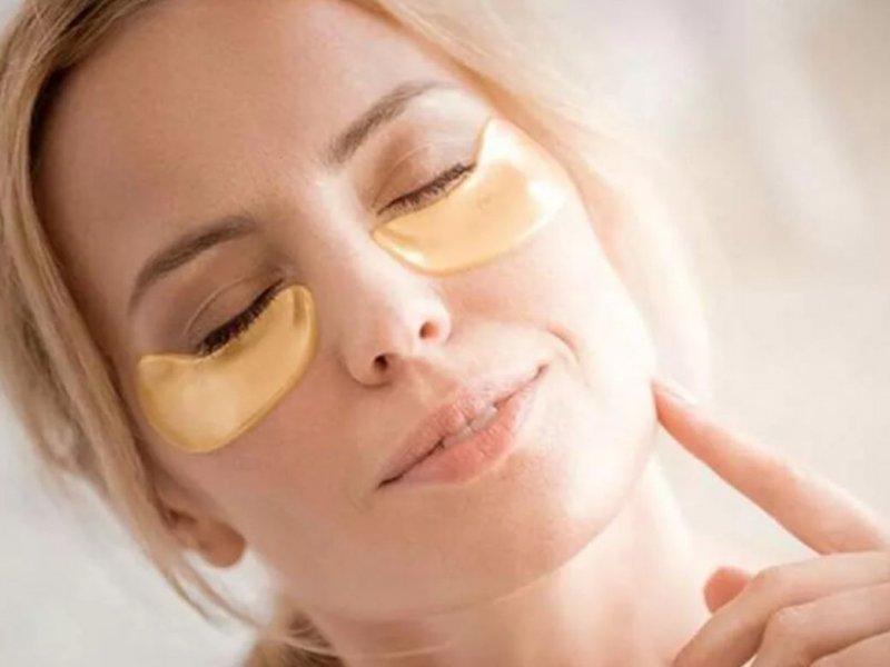 Использование патчей для глаз приводит к дополнительным морщинам – косметолог