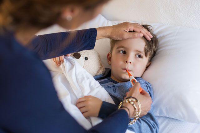 Ребенок часто простужается: что делать?