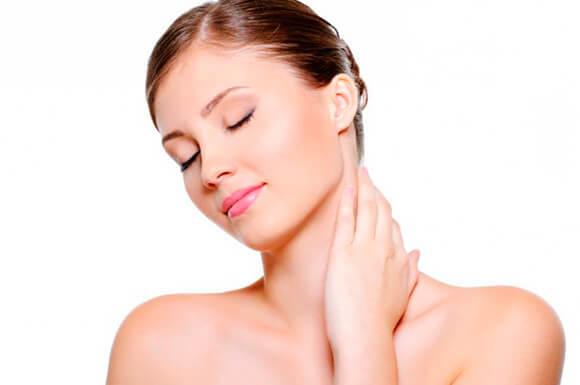 Почему надо работать с шеей, чтобы получить красивое лицо?