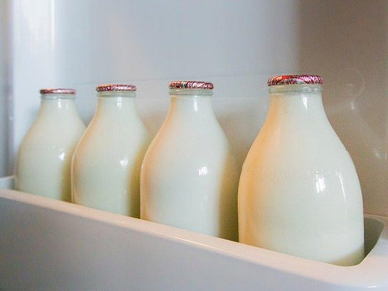 Обезжиренное молоко замедляет старение