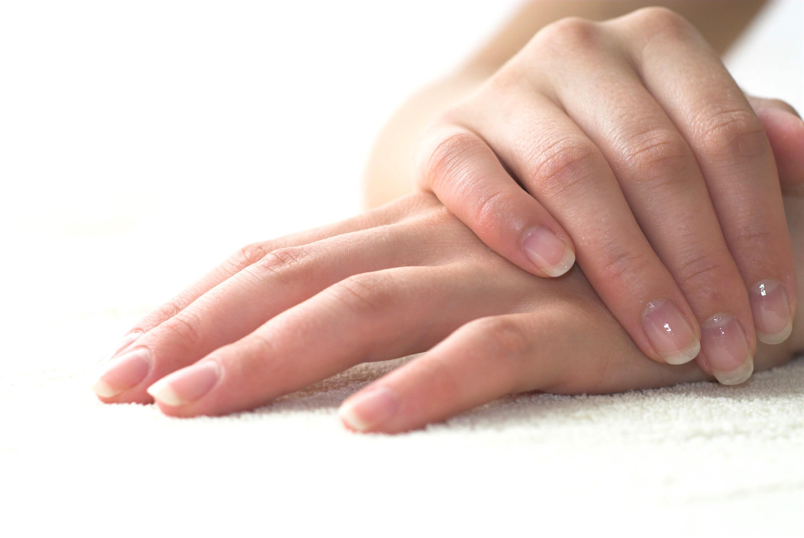 Как избавится от морщин на руках