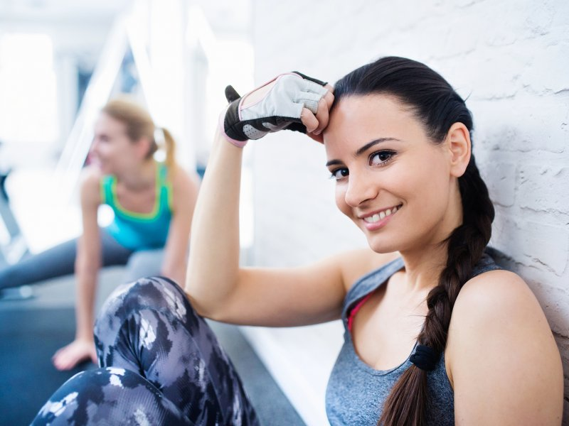 Уход за кожей во время тренировок: большинство совершает эти ошибки