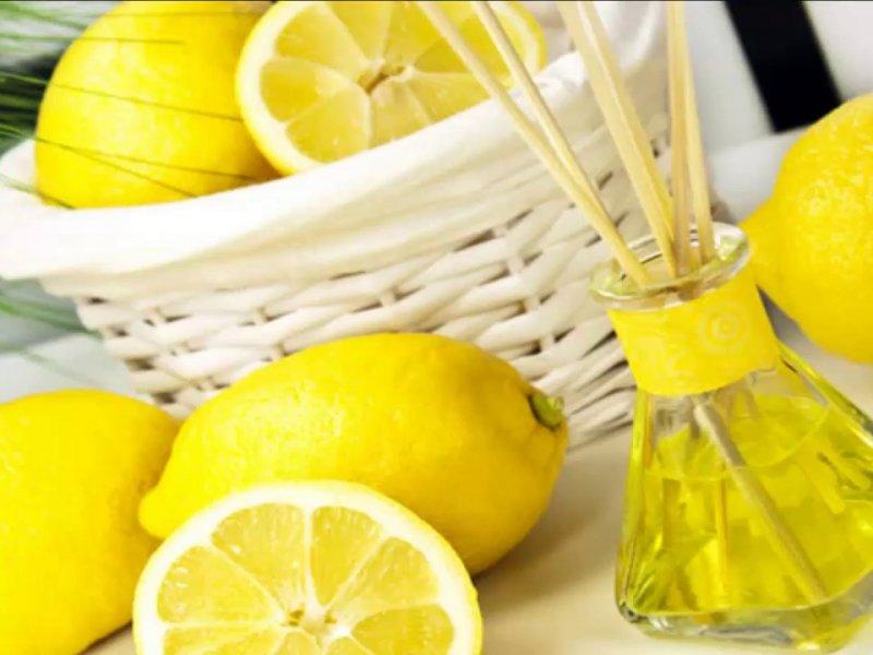Эфирное масло лимона: 4 эффективных метода применения