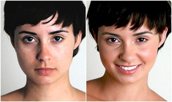 Как скрыть дефекты кожи