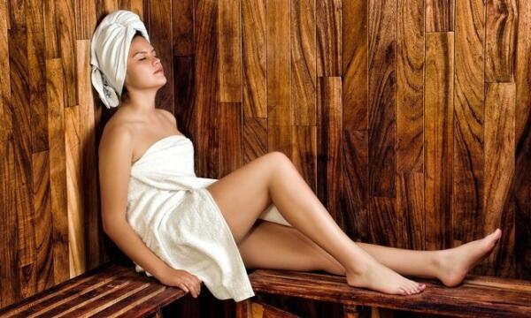 6 секретных приемов, чтобы выйти из бани красавицей