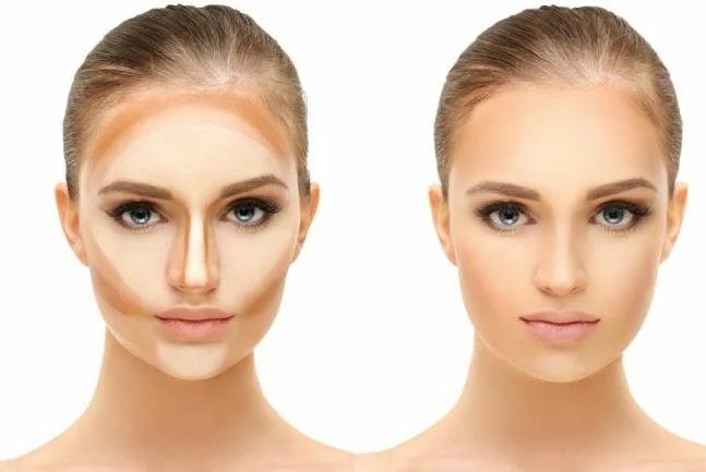 Большинство женщин недовольны собой без макияжа