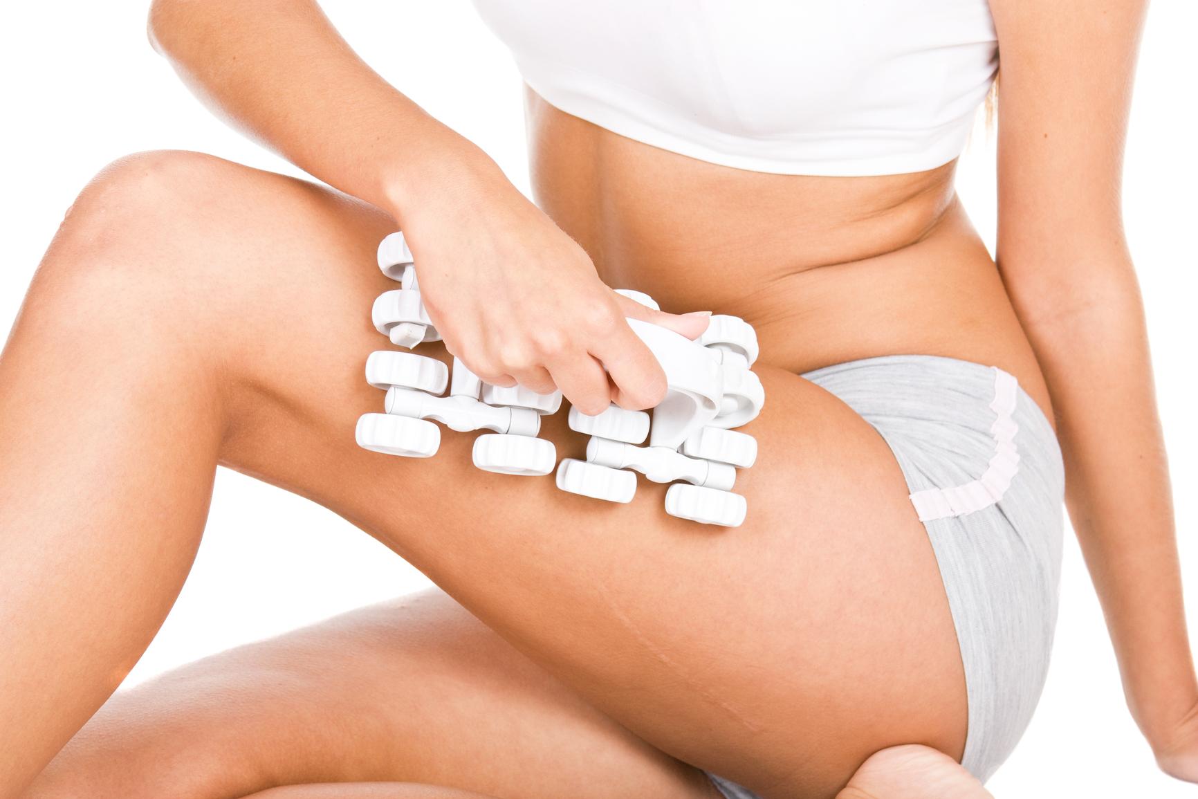 Антицеллюлитный массаж в домашних условиях: основные правила и методы