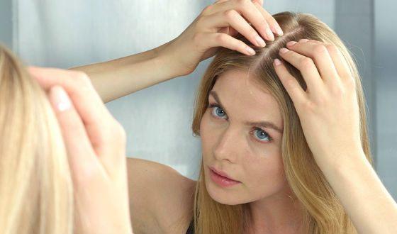Эта маска поможет предотвратить выпадение волос