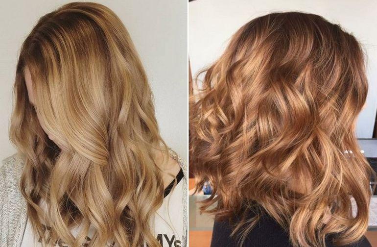 5 натуральных способов окрашивания волос