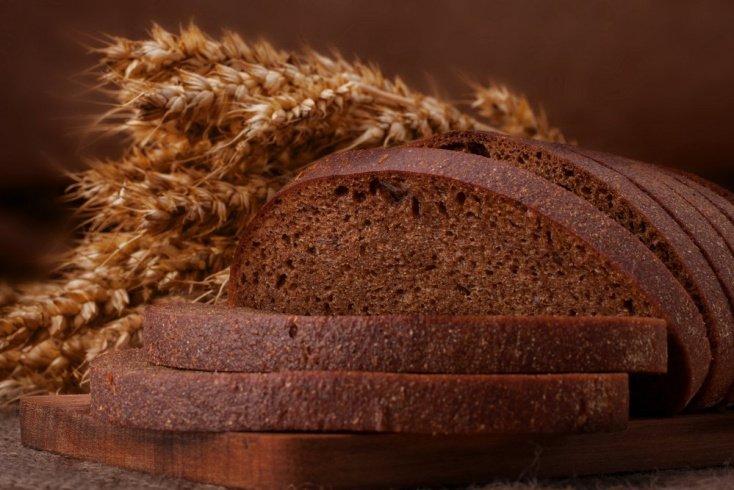 Маска для сухих волос из ржаного хлеба