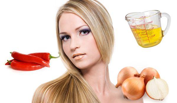 Натуральные средства против выпадения волос