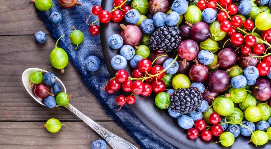 Ягодная диета: вкусное похудение летом