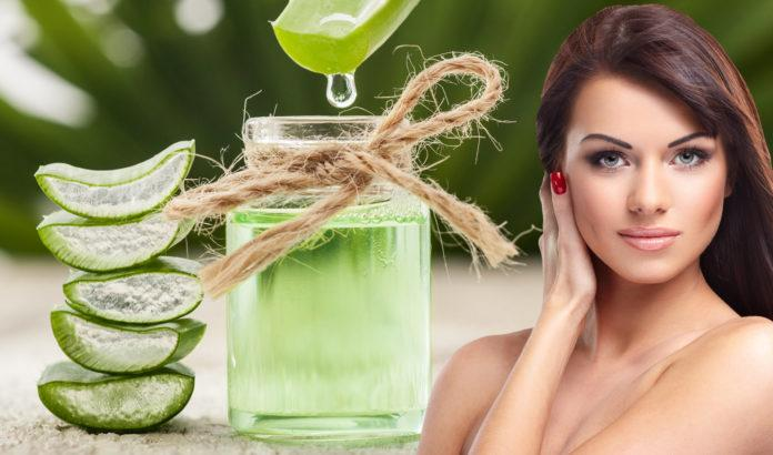 4 причины использовать гель алоэ вера в домашних масках для волос