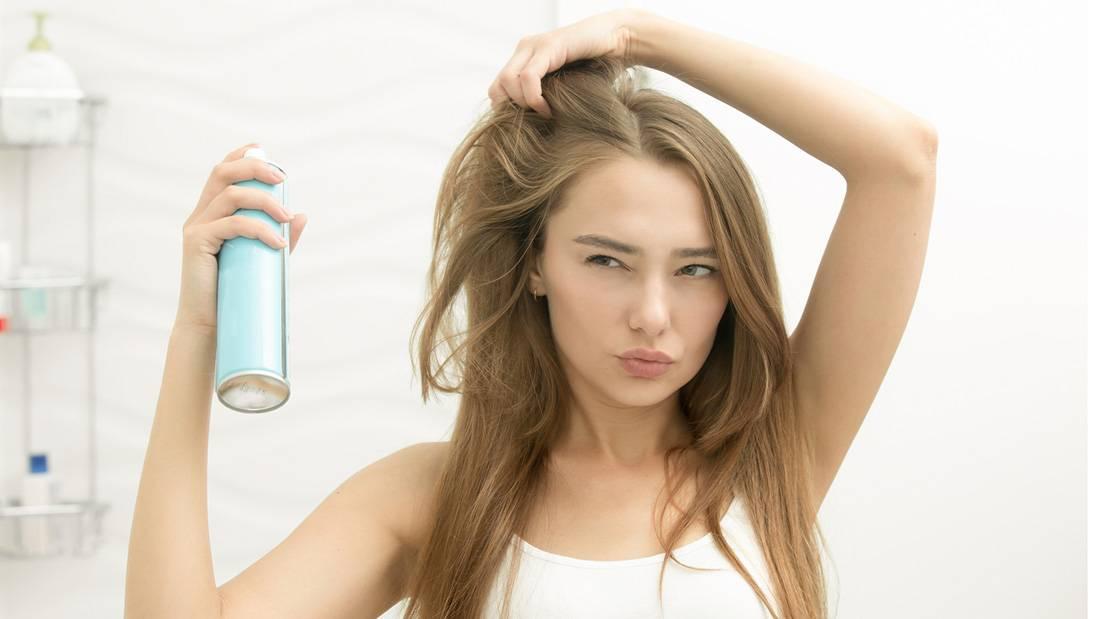 Идеальные волосы: секреты использования сухого шампуня