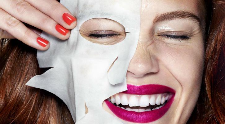 Тканевые маски: как эффективно использовать?