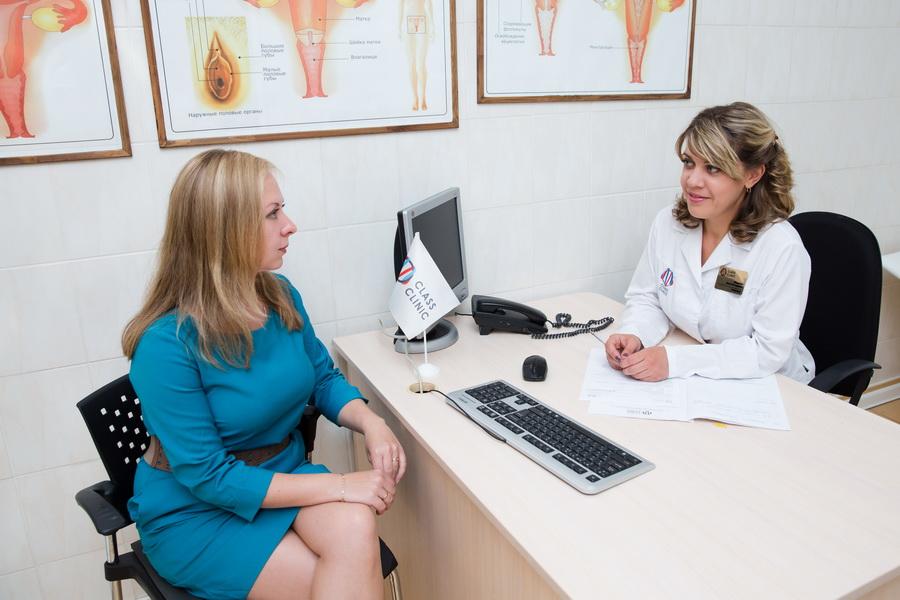 Посещение гинеколога, как часто?
