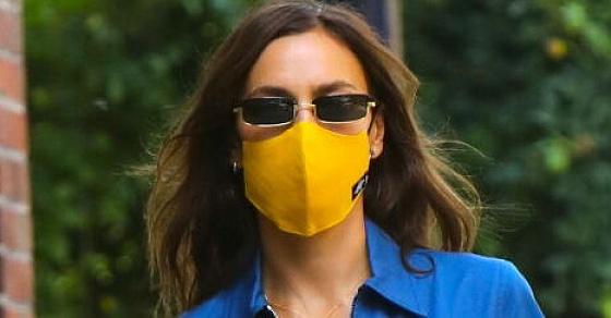Как быть красивой даже в маске: 5 советов