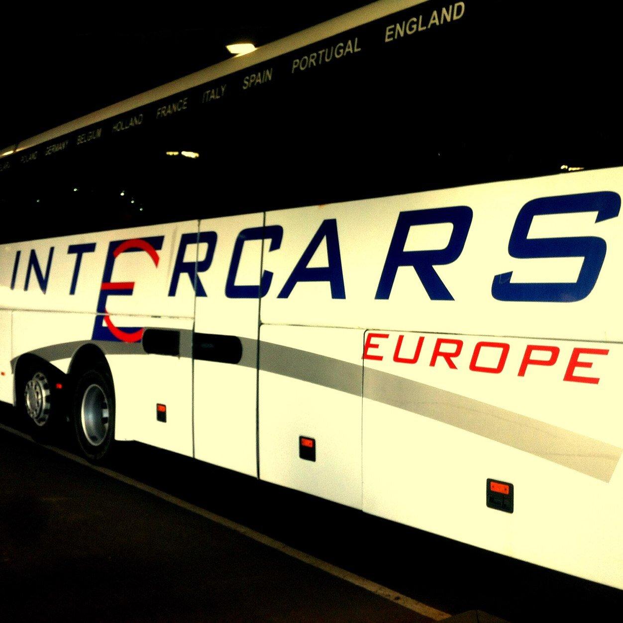 Услуги автобусных пассажирских перевозок