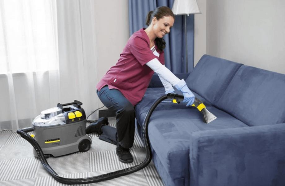 Химчистка мебели от компании Евро чистка