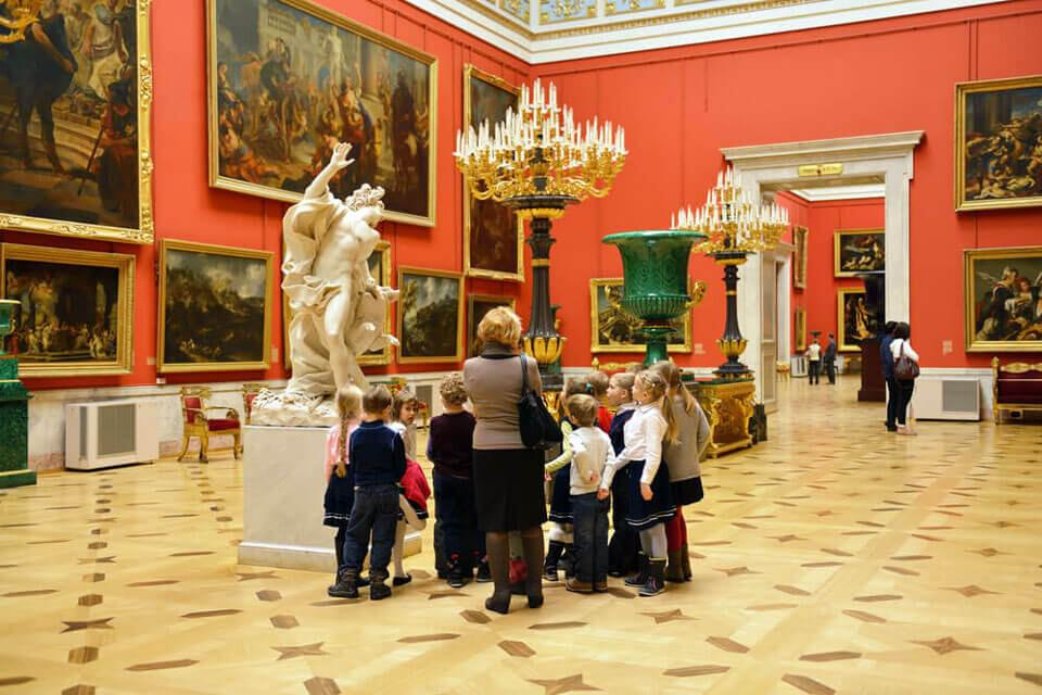Как сэкономить на посещении музеев