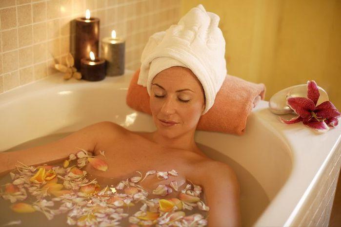 Ванны с травами — природное средство для красоты и здоровья