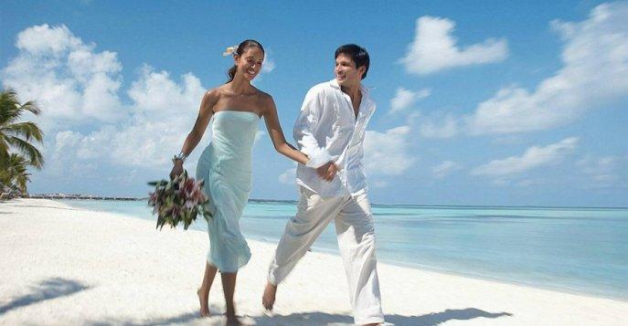 Куда поехать в свадебное путешествие: на Мальдивы!