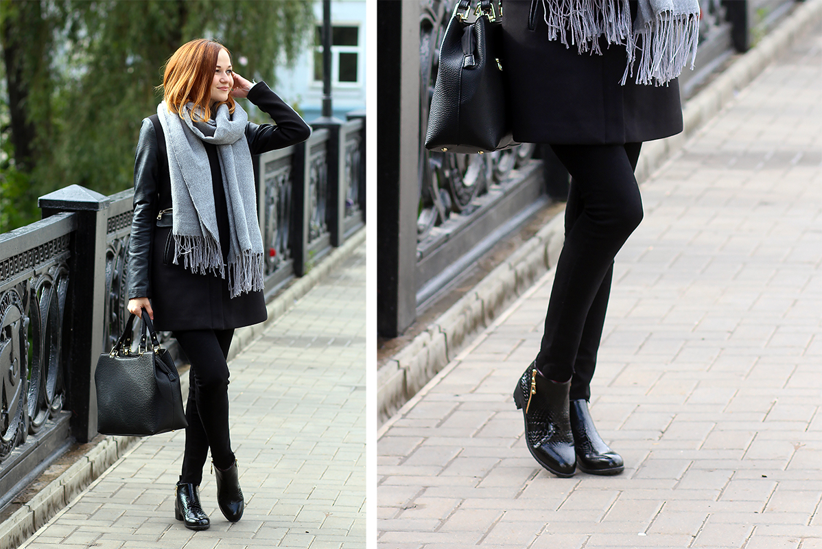 Как выглядеть модно в любое время года